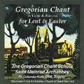 Gregorian Chant for Lent and Easter (CD)