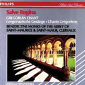 Salve Regina: Gregorian Chant (CD)