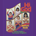 Hi God Gesture Book (CD)
