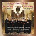 Gregorian Chant for Advent and Christmas (CD)