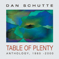 Table of Plenty: Anthology 1985-2000 (CD)