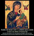 Praying the Rosary with St. Alphonsus Maria Liguori: In Honor of Our Mother of Perpetual Help (2 CD)