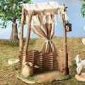"Fontanini ""Shepherd's Tent"" for Christmas Nativity Scene"