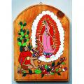 "Our Lady of Guadalupe Plaque (8 1/2"")"