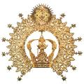 Church Sanctuary Crowns & Aureoles for Statues