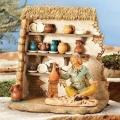 "Fontanini ""Pottery Shop"" for Christmas Nativity Scene"