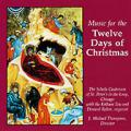 Music for the Twelve Days of Christmas (CD)