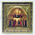 Coronation of Our Lady Framed Plaque/Print by Angelico