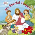 My Special Prayers: St. Joseph Beginner Puzzle Book