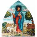 Good Shepherd in Mosaic